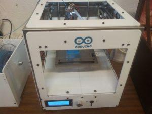 stampante tridimensionale